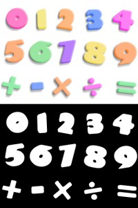 numbers s 200x300 Learn the Multiplication Times Tables Fast and Easy!