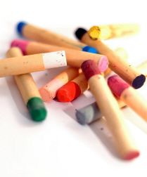 crayon1 Get Crayon Off Your Walls Easy   Tuesday Tips