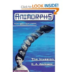 animorph Favorite Chapter Books Your Kids Love to Read   Thursday Topics