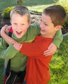 best friends Homeschool Vacation Adventures!