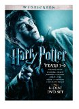 harry potter dvds homeschoolbytes Today   Set of Harry Potter 1   6 DVD Movies for $24