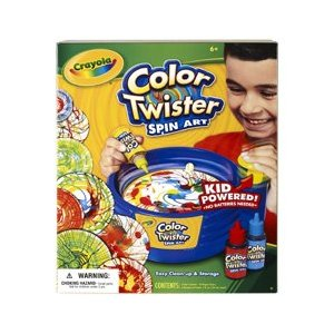 Crayola color twister homeschool 60% off Crayola Until Tonight on Amazon
