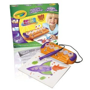 crayola color wonder light brush homeschoolbytes 60% off Crayola Until Tonight on Amazon