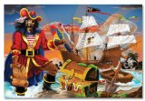 pirate puzzle homeschoolbytes 50% off Melissa and Doug Toys Today Only