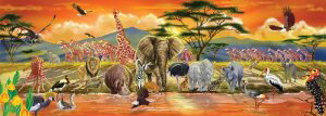 safari puzzle homeschoolbytes 50% off Melissa and Doug Toys Today Only