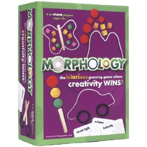 Morphology on homeschoolbytes Review of Morphology   A fun, new game we count as school
