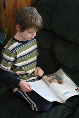 reading magazine homeschoolbytes 20 Tips and Ideas for Teaching Reading at Home