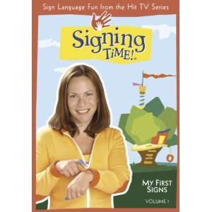 signing time volume 1 Teaching ASL Sign Language to Children: Homeschool Resources