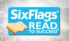 homeschoolbytes read to succeed homeschool Free kids tickets to Six Flags for reading books